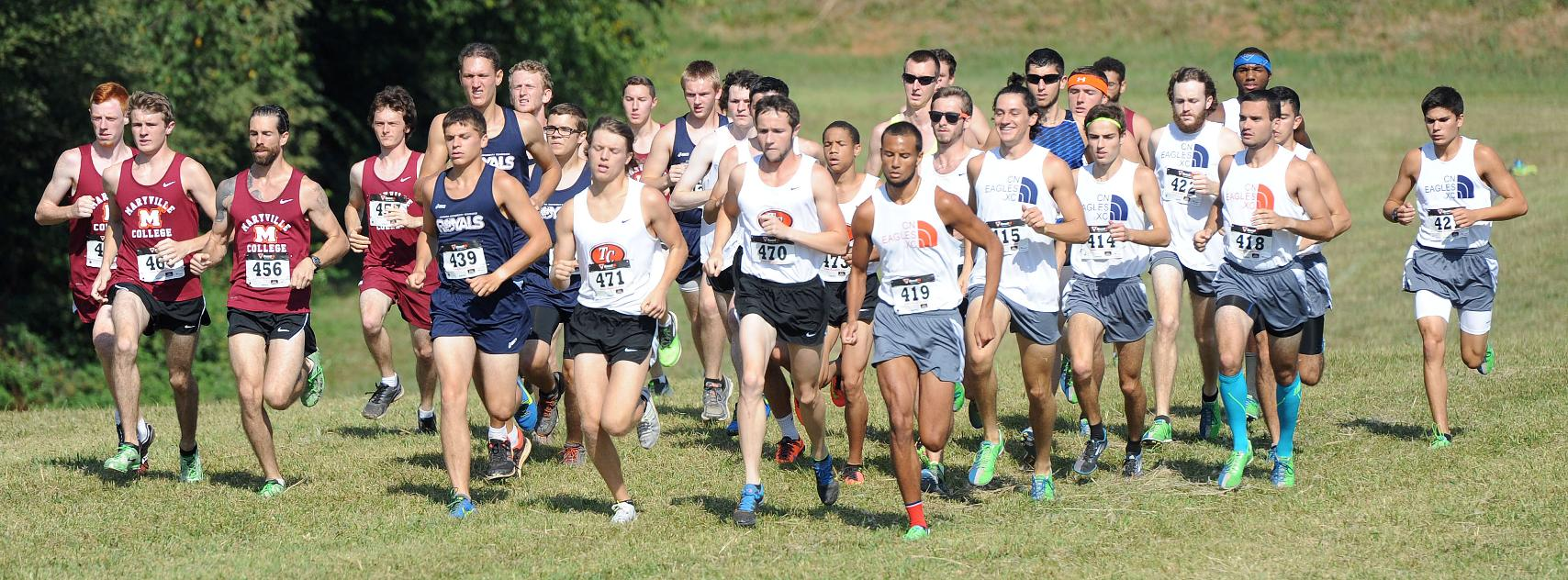Women claim top-spot, men take second as Eagles compete in Tusculum Open