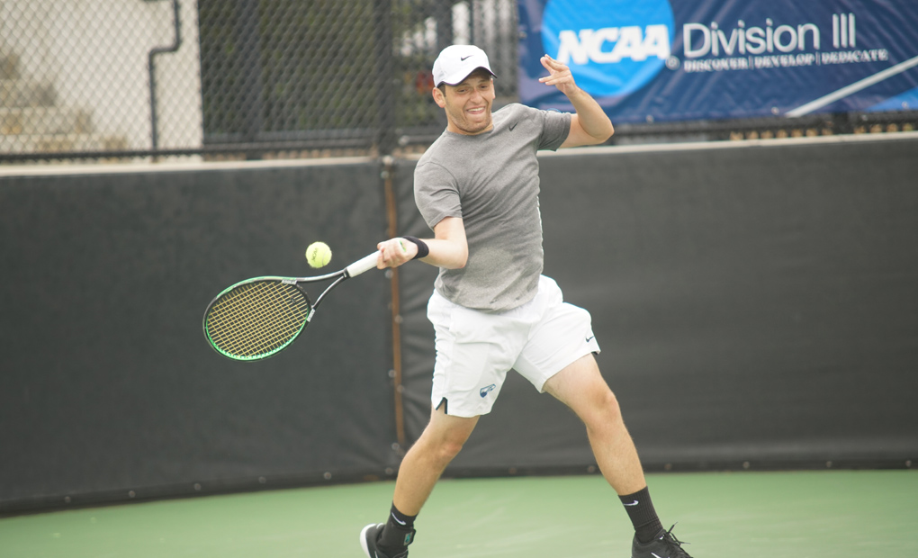 Emory Men's Tennis Topped By Middlebury In Semifinals of NCAA D-III Championships