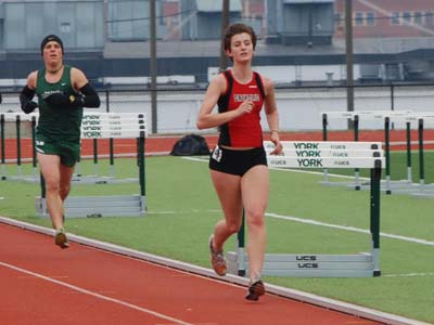 Four first place, six top-five performances highlight CUA's day
