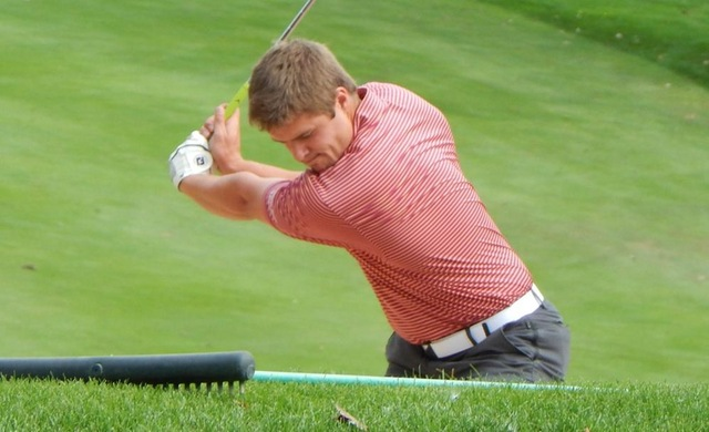 Lindsley is Top 10 as Golf Shows Well at Home Tourney
