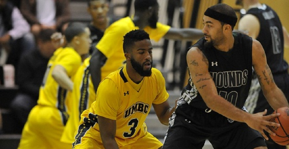 Men's Basketball Opens Three-Game Homestand Versus UNH on Wednesday