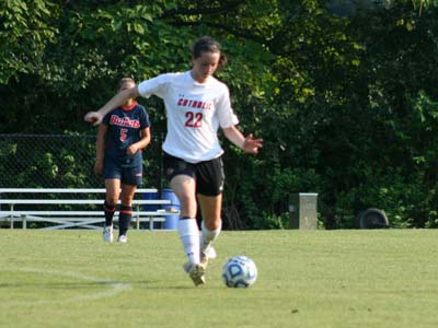 CUA falls to Mustangs in final tune-up before league play starts