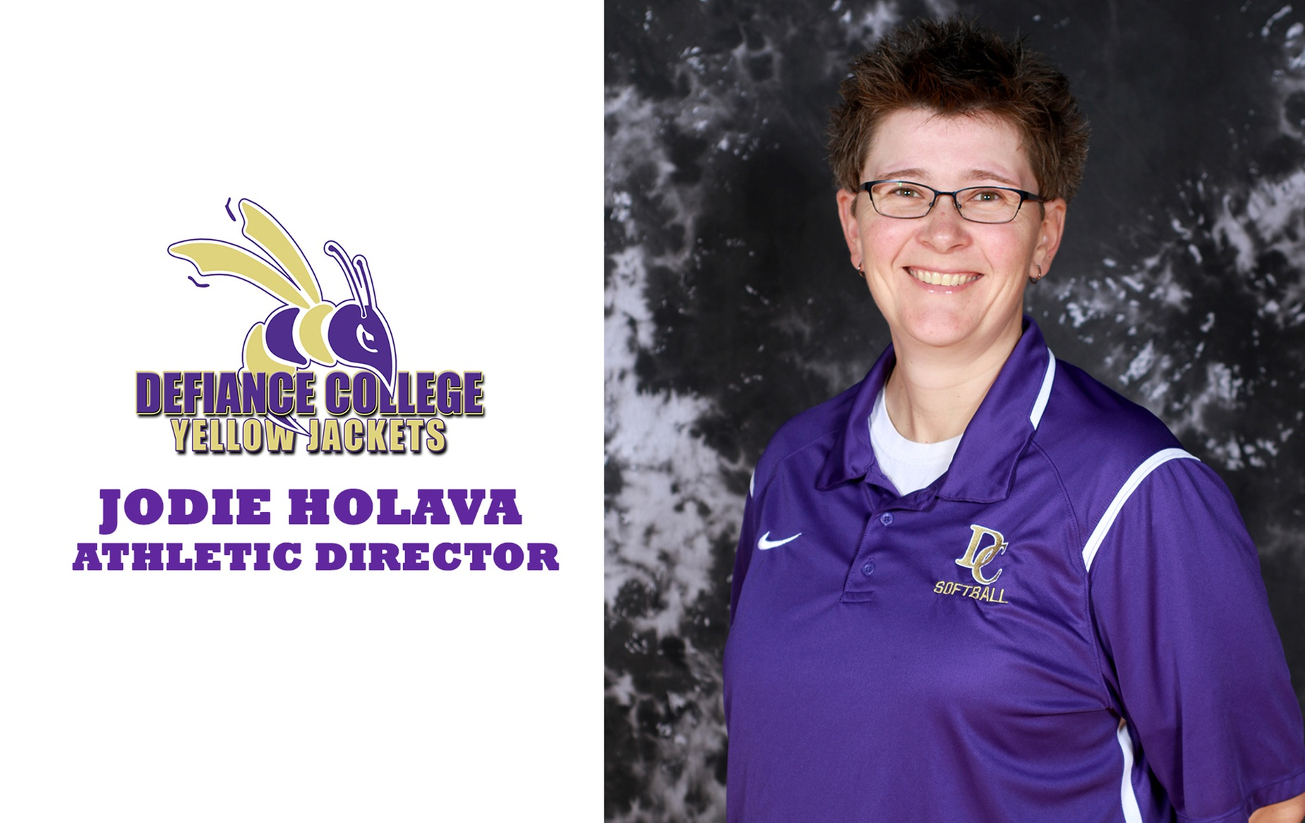 Holava Named Interim Athletic Director