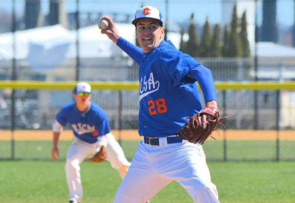 Toll Pitches Six Solid Innings to Lead CGA Past WPI