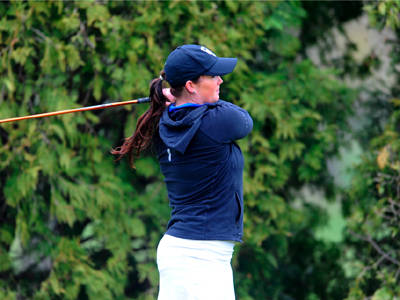 Women's Golf Finishes Eighth at Towson