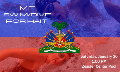 MIT Swim/Dive for Haiti