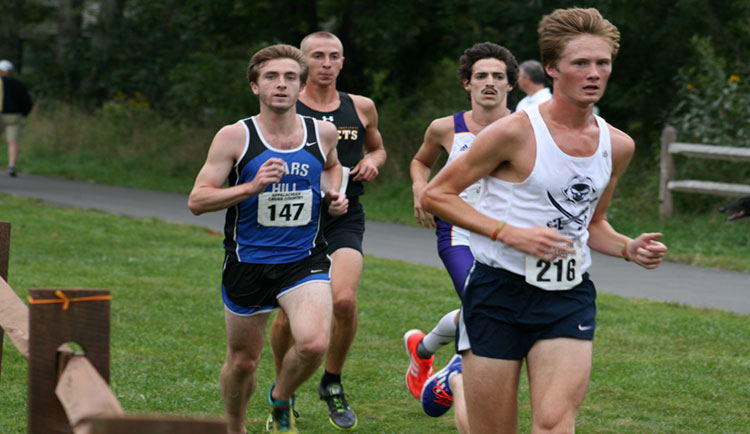 Mars Hill finishes sixth in SAC Championships