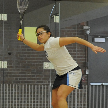 #20 Squash Posts 9-0 Victory over #36 Smith