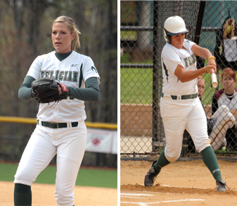Tenwolde, Trujillo Named All-CACC Tournament