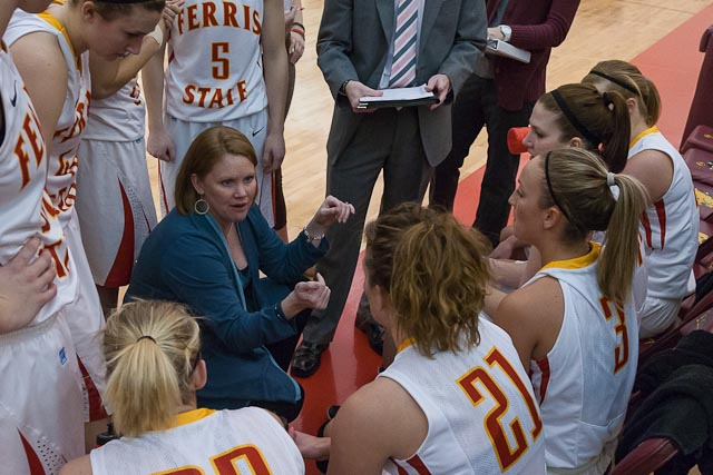 Women's Basketball Ranked 25th Nationally