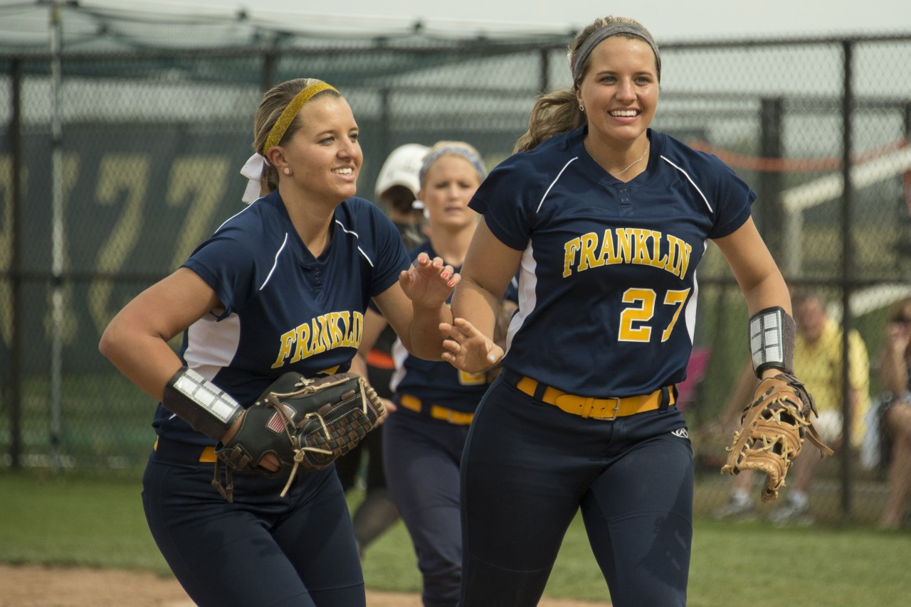 Being Softball Teammates Twice As Nice For Paszek Twins