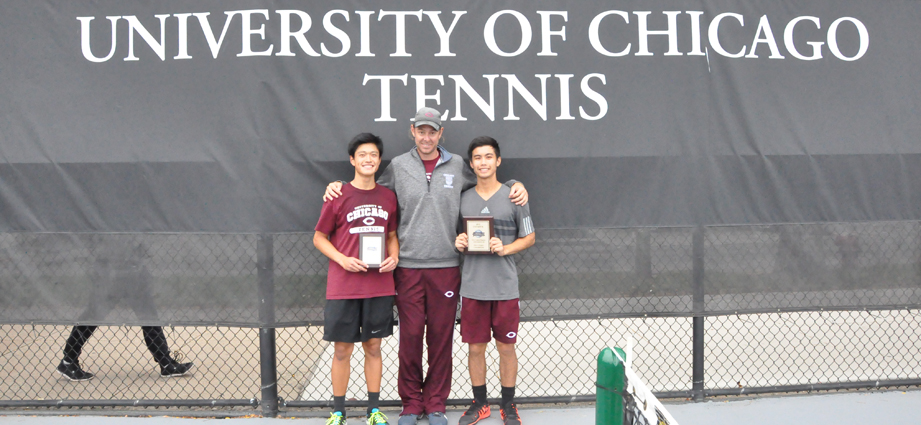Max Liu, Head Coach Jay Tee and Nicolas Chua