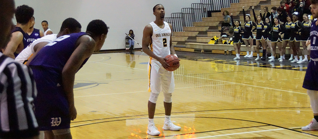 Men's Basketball Set For Great Midwest Clashes With Findlay And Hillsdale
