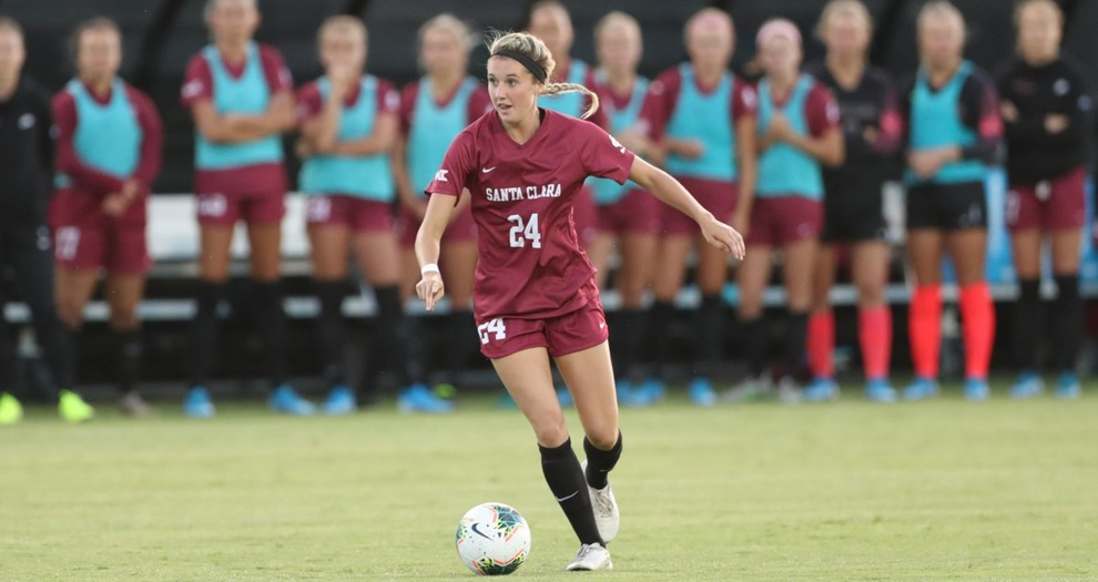 Opening Week Concludes for No. 13 Women's Soccer With Visit from Oregon Sunday