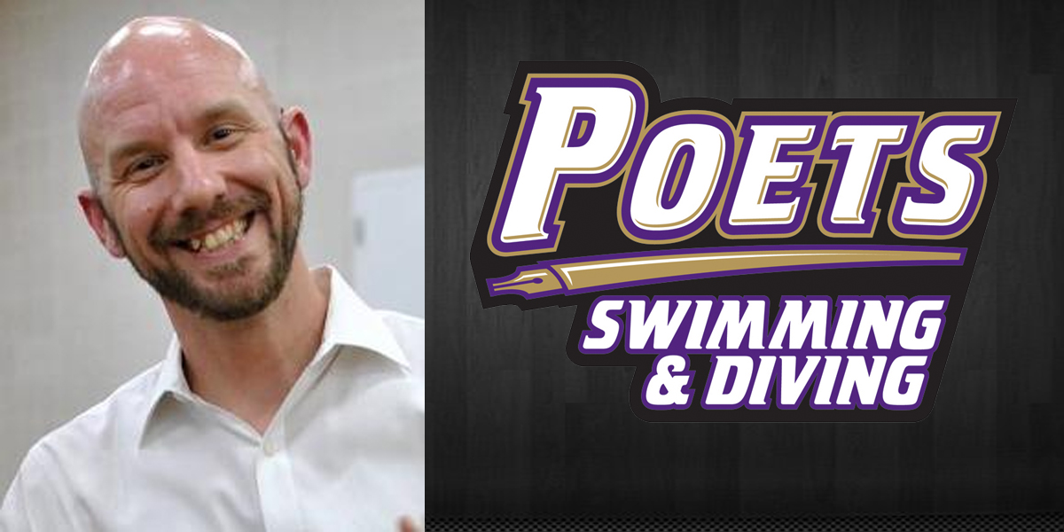 Tim Hamlet named Head Coach for Swimming & Diving