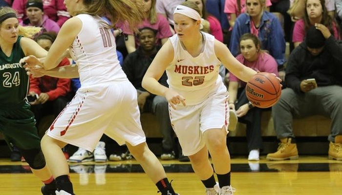 15th-ranked Ohio Northern beats Women's Basketball