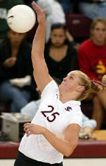 No. 14 Women's Volleyball Plays Twice in Bay Area This Week