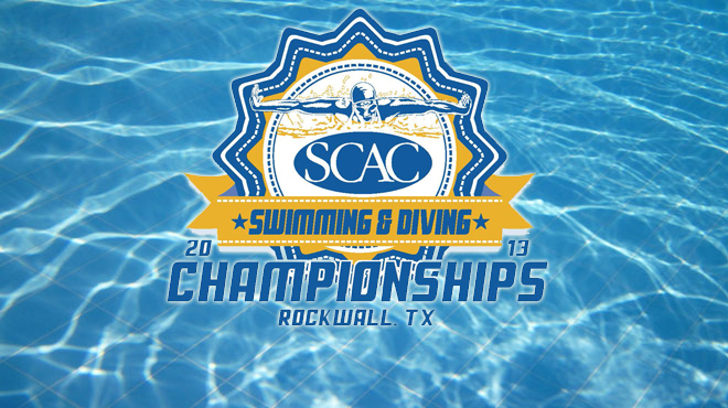 2013 SCAC Swimming & Diving Championships