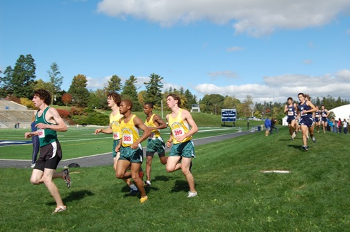 Lyndon men place second at Vermont Championships