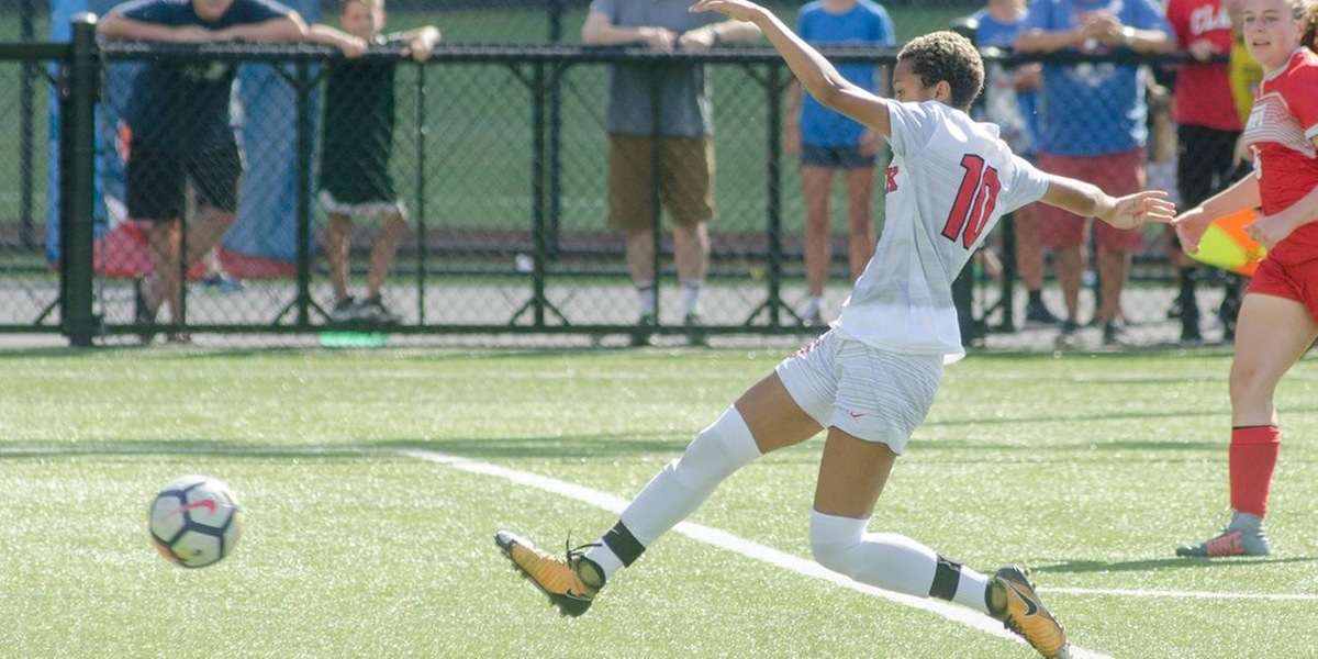 Kaloustian's Golden Goal Lifts Cougars over Corsairs