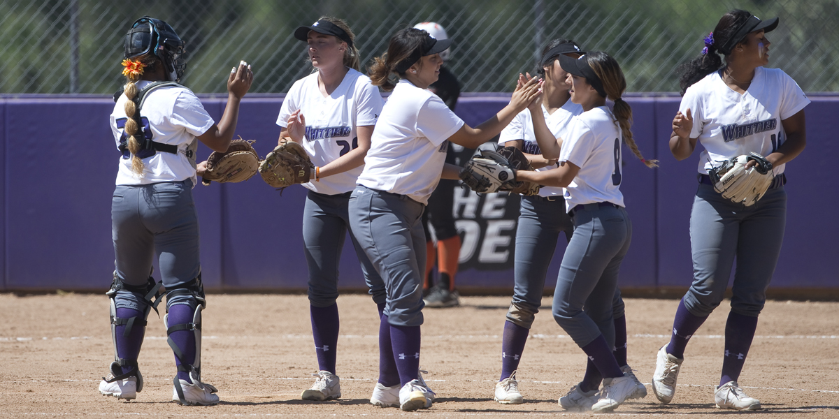 Softball lands six on All-SCIAC teams