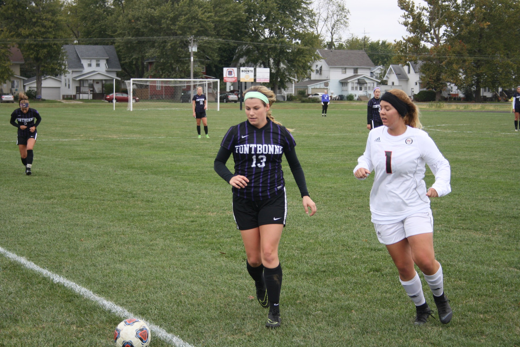 Blackburn Beavers defeated by Fontbonne