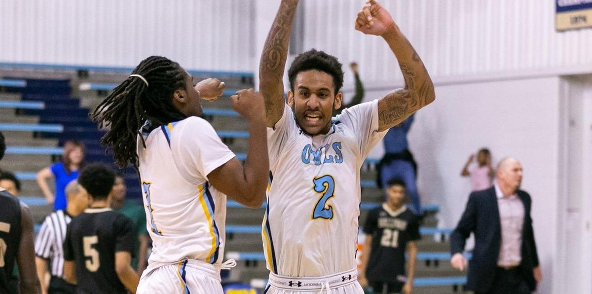 Hot Start In First Half Fuels Prince George's Men's Basketball To 91-80 Win Against Hagerstown