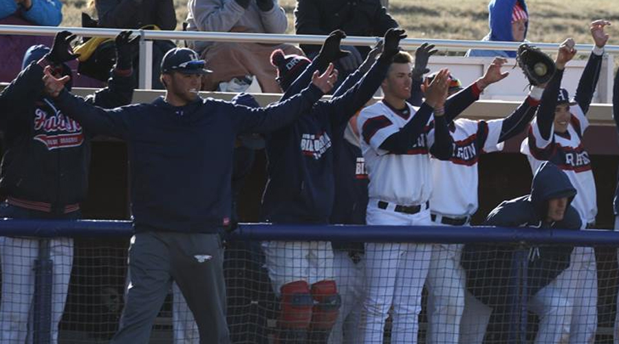 The Blue Dragons defeated Northeast Texas 6-3 on Saturday in Mt. Pleasant, Texas
