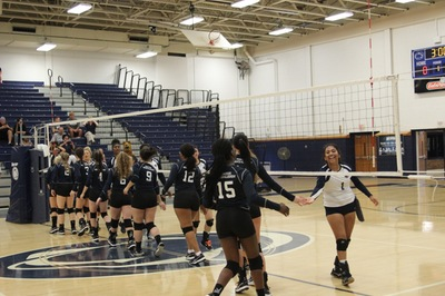Volleyball Set to Open Home Half of PSUAC Play
