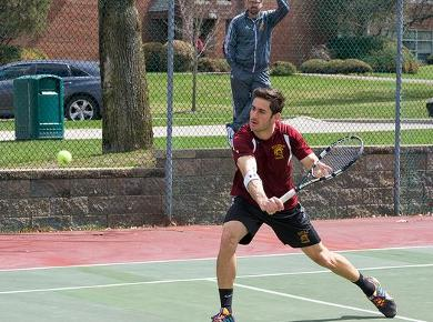Spartans Fall to UDC, 6-3