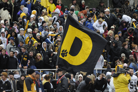 DePauw tabbed as preseason favorite to win 2010 SCAC Football Championship