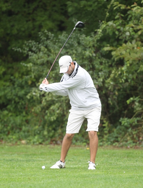 Rams Place Fourth at Rain Shortened Skidmore Invitational
