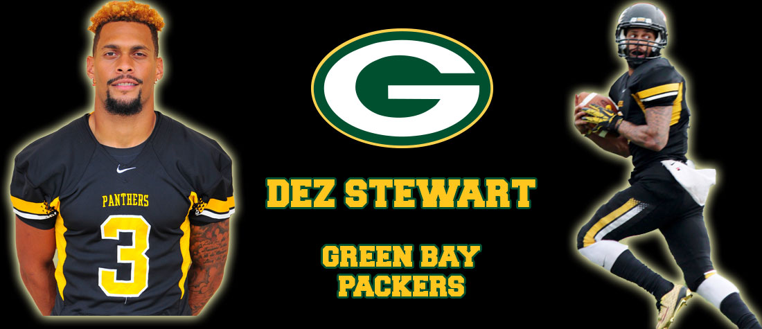 Stewart Inks Deal With Green Bay Packers
