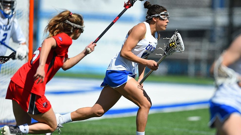 Women's Lacrosse Tops St. Francis U, Soto Tops 100 Career Points