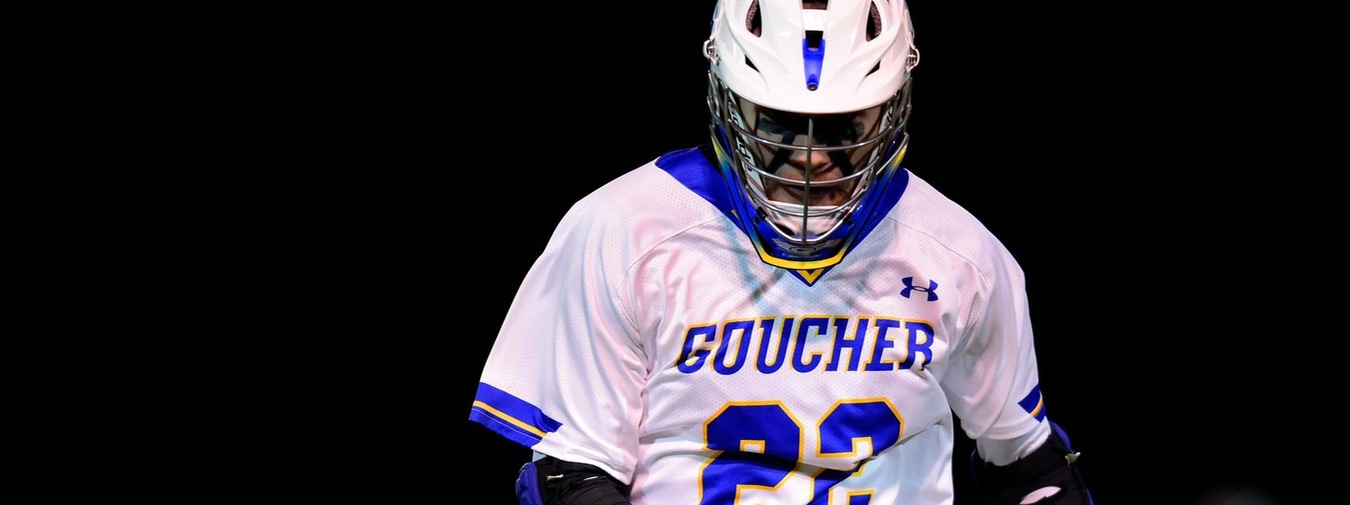 Goucher Men's Lacrosse Concludes Three-Game Homestand Against Neumann On Wednesday Night