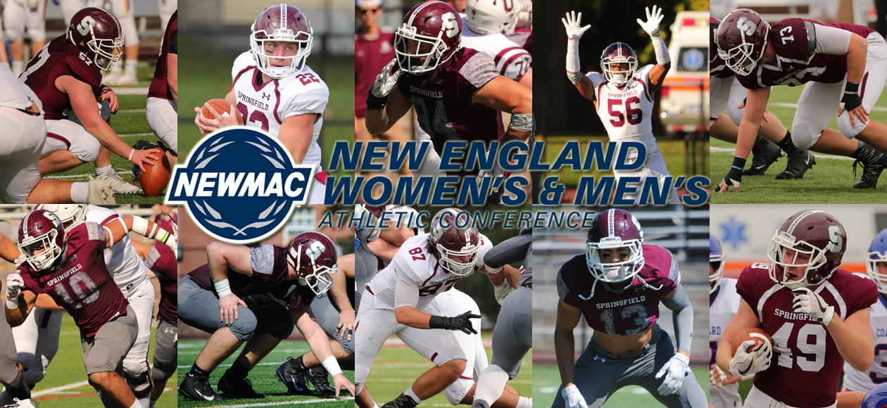 Giorgio Repeats As NEWMAC Defensive Athlete of the Year; 10 Earn All-Conference Honors