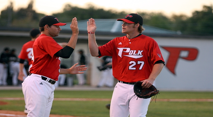 Polk Baseball Ranked No. 1 in Final State Poll
