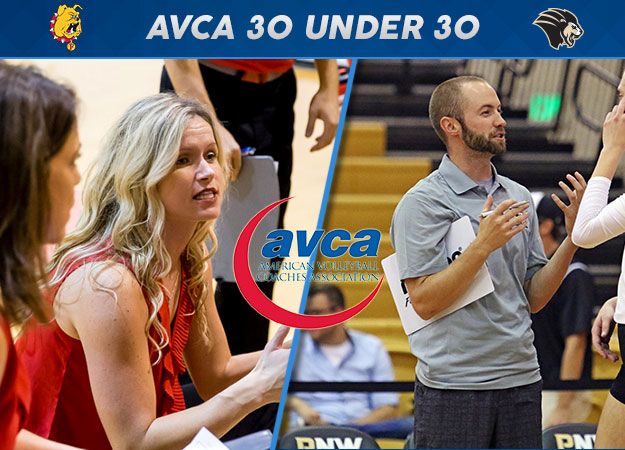Ferris State's Jung Cooper, Purdue Northwest's Sackett Named AVCA Thirty Under 30 Award Recipients