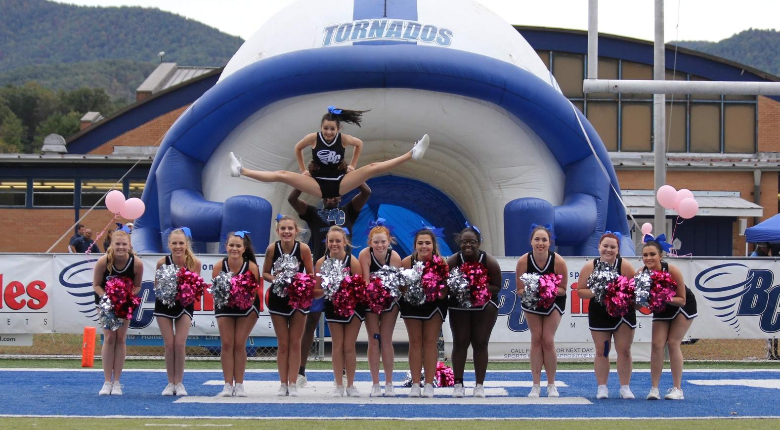 Brevard College Cheer & Dance Team to Hold Benefit Dinner