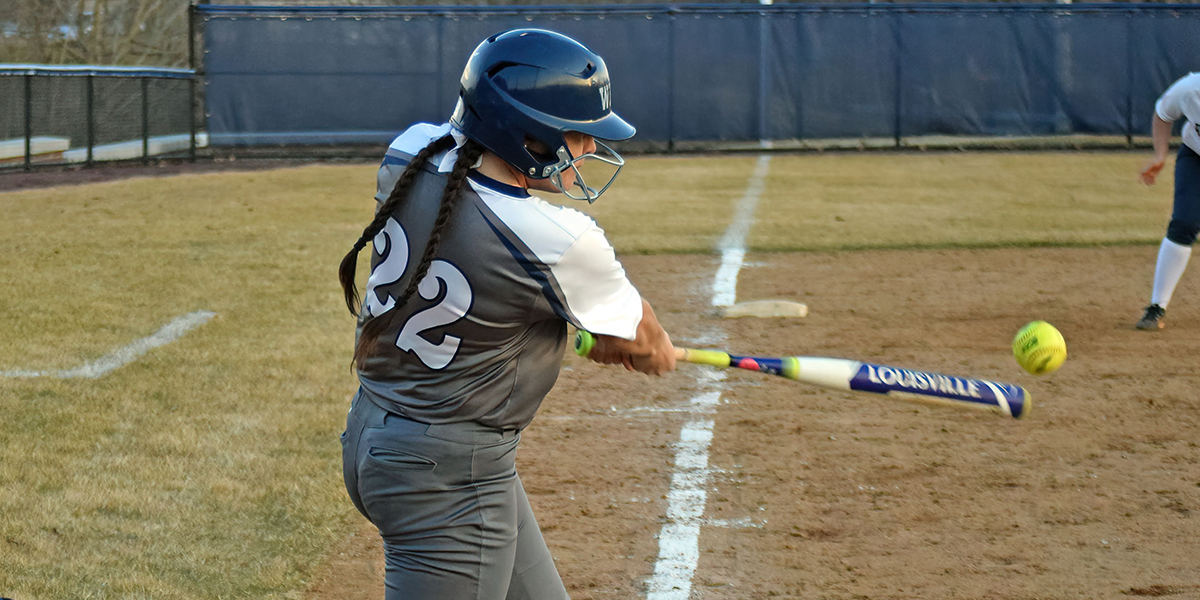 Howerin's homer highlights doubleheader against No. 25 Salisbury