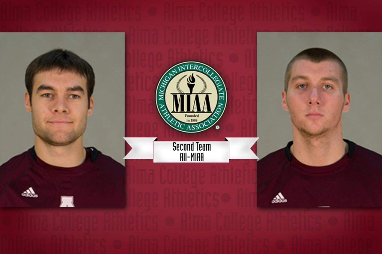 Scots Men's Basketball lands two players on the All-MIAA Second Team