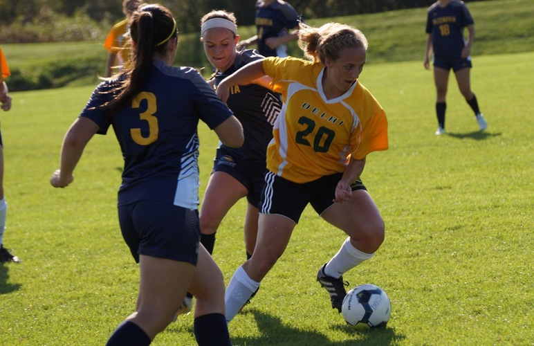 Herba's Boot Provides Highlight in 2-1 Defeat to Cazenovia