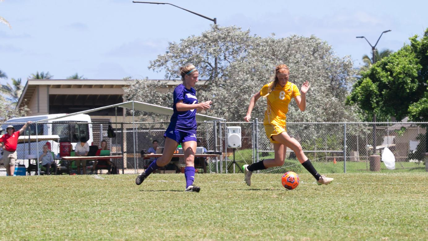 Rainbow Wahine top Seasiders