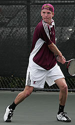 No. 75 Santa Clara Knocks Off No. 72 Arizona In Men's Tennis