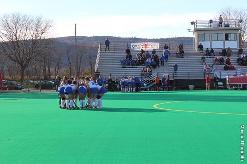 New Paltz Field Hockey Season Comes to an End in NCAA Tournament