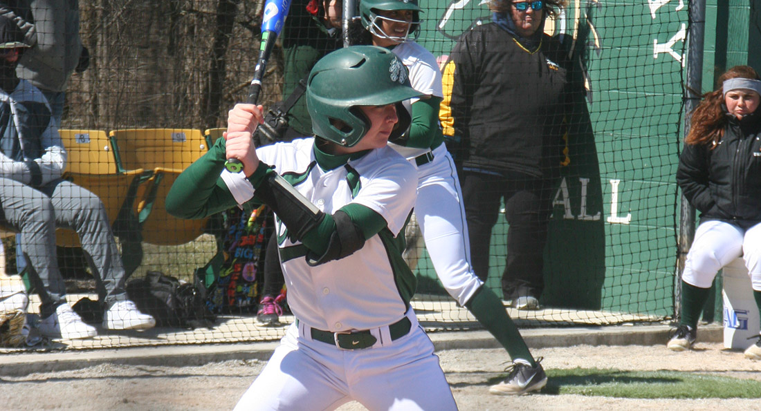 Brooke Lambert had 4 hits in the win against the University of the Sciences.