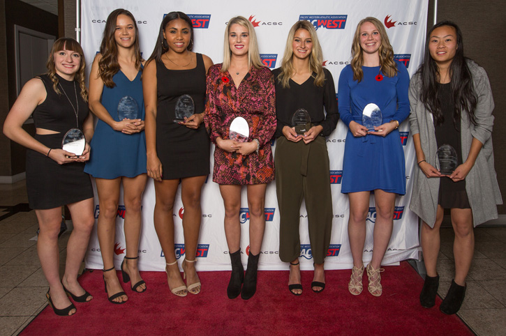 2018 CCAA Women's Soccer All-Canadians