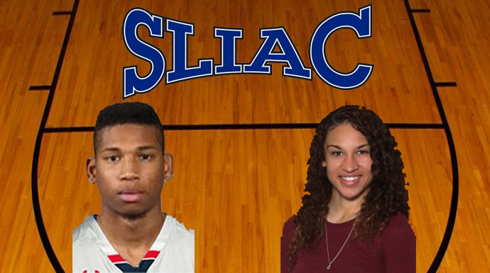 SLIAC Players of the Week - Feb. 2