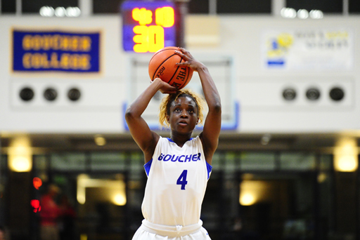 Welch FTs Give Goucher First Lead, Landmark Win