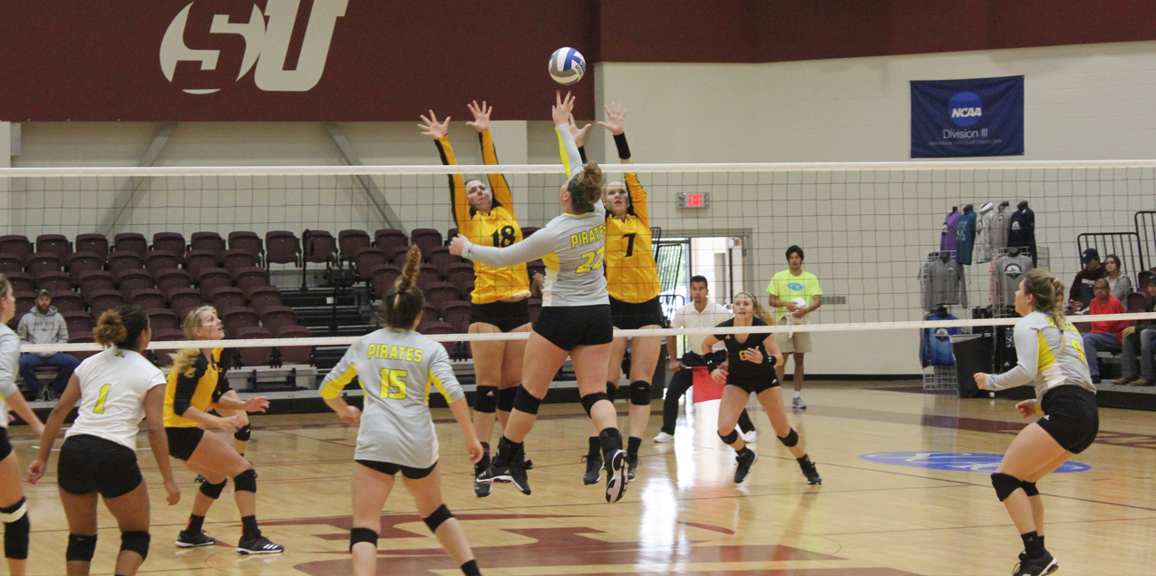 Southwestern Bounces Back to Sweep Texas Lutheran